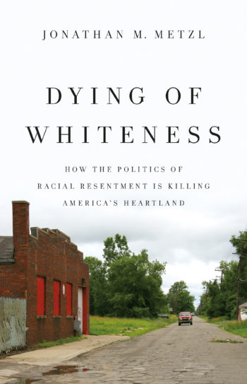 book jacket for 'Dying of Whitness'