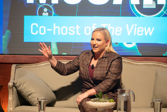 Meghan McCain (Joe Howell/Vanderbilt)