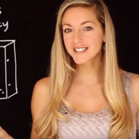 "Dianna Cowern, YouTube's ""The Physics Girl"""