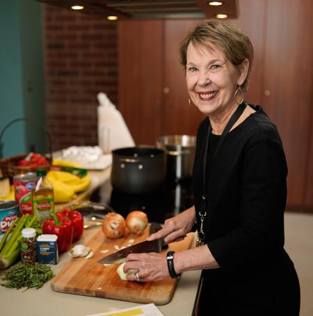 Marilyn Holmes is associate director of the Vanderbilt Recreation and Wellness Center. (John Russell/Vanderbilt)