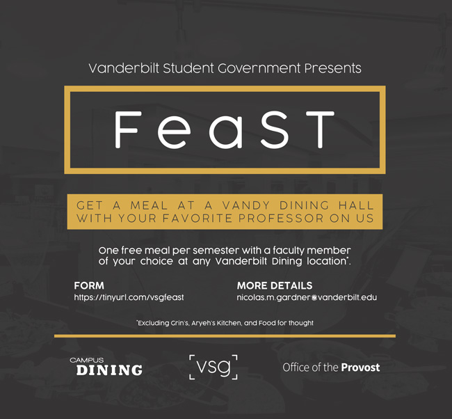 FeaST program poster