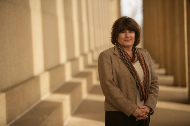 Barbara Tsakirgis, an emerita professor of classical studies who held many programs at Nashville's Parthenon, died Jan. 16