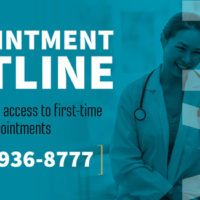 VU Appointment Hotline logo