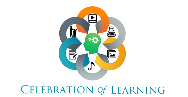 Center for Teaching Celebration of Learning logo