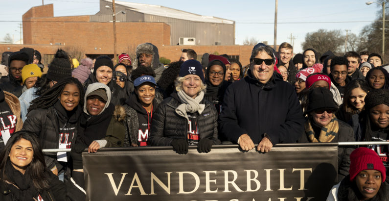 VU community celebrates Martin Luther King Jr.'s legacy and impact