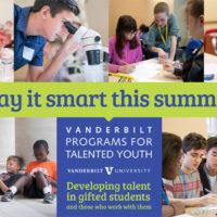 Vanderbilt Programs for Talented Youth logo