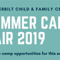 Summer Camp Fair 2019 logo