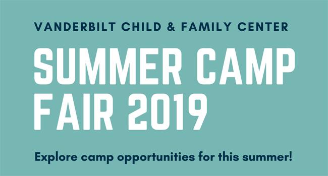 Summer Camp Fair 2019 logo