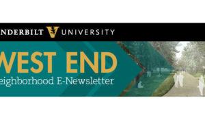 Learn about progress in West End Neighborhood in April newsletter
