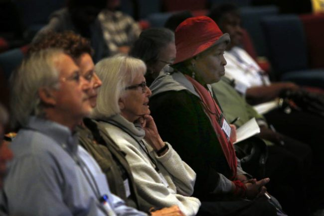 Osher Lifelong Learning class at West End Methodist Church