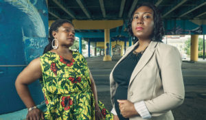 Transforming Community: Nyree Ramsey, BS'97, MEd'00, and Asali DeVan Ecclesiastes, BS'96