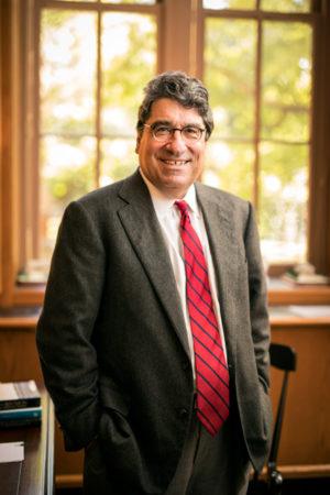 Chancellor Nicholas S. Zeppos