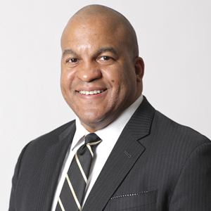 Malcolm Turner, vice chancellor for athletics and university affairs and athletics director