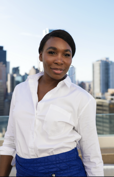 Venus Williams, tennis champion and entrepreneur, is the 2019 Senior Day speaker at Vanderbilt University