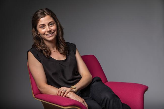 Bianca Manago, assistant professor of sociology (John Russell/Vanderbilt)