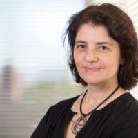 Suzana Herculano-Houzel, associate professor of psychology and biological sciences, pioneered the method for rapidly and accurately measuring the number of neurons in brains. (Vanderbilt University)