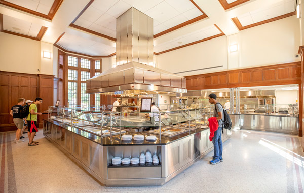 Image result for vanderbilt campus dining