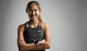 Sara Tsai: Runner and engineer