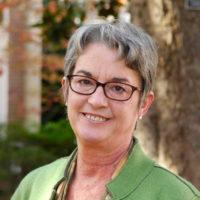 Mona Frederick, executive director of the Robert Penn Warren Center for the Humanities (Anne Rayner/Vanderbilt)