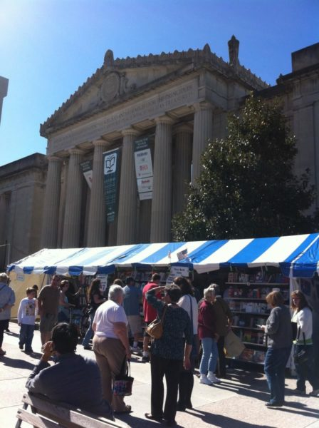 Southern Festival of Books happens Oct. 12-14 at War Memorial Plaza and Nashville Public Library