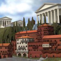"""""""Rome Reborn"""" by Bernard Frischer"""