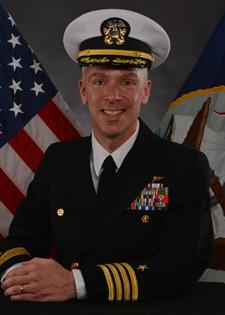 Capt. Donald May