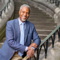 Vice Chancellor for Equity Diversity and Inclusion James E. Page Jr. (Joe Howell/Vanderbilt)
