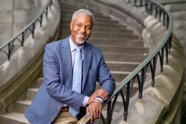 Vice Chancellor for Equity Diversity and Inclusion James E. Page Jr. (Joe Howell/Vanderbilt)