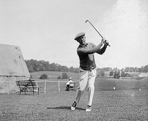 Grantland Rice in 1921. (National Photo Company/Wikipedia)