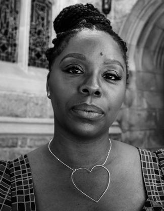 Patrisse Cullors, co-founder of Black Lives Matter, will deliver the evening keynote address Sept. 20. (courtesy of Keppler Speakers)