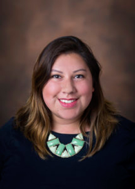 Veronica Quiñonez, M.A., Project Safe Center