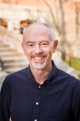 Ed Smith, M.D., University Counseling Center