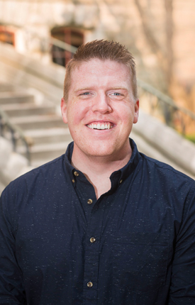Kyle MacDonald, M.Ed., NCC, CPRP, University Counseling Center
