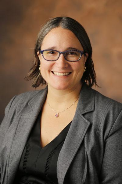 Hilda McMackin,(Vanderbilt University / Steve Green)