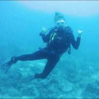 Rising junior and mechanical engineering major Jillian Bremner is steering beyond her academic focus this summer to explore her passions for scuba diving and ocean conservation, with the aim of eventually combining engineering with a marine career.