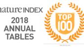 """Top 100"" badge"