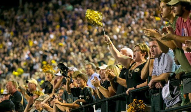 Photo for 'SEC Nation' will kick off 2019 football season from Vanderbilt