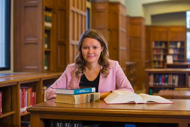 Logan Brown (Anne Rayner/Vanderbilt)