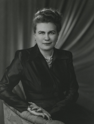 Christine Sadler Coe (courtesy of Vanderbilt University Special Collections and University Archives)