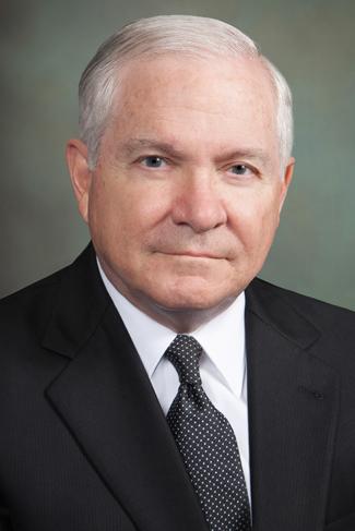 Robert M. Gates, U.S. secretary of defense (2006-2011)