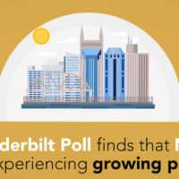 Graphic: Vanderbilt Poll finds that Nashville is experiencing growing pains