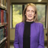 Professor Joni Hersch – Law – portrait. Photo by Joe Howell