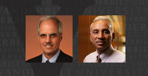 Robert W. Pitz and Sankaran Mahadevan are members of the 2018 class of American Institute of Aeronautics and Astronautics fellows.