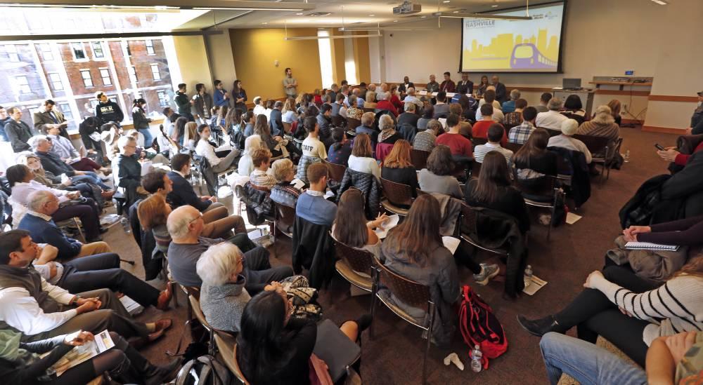 Jan. 30 transit forum at Vanderbilt
