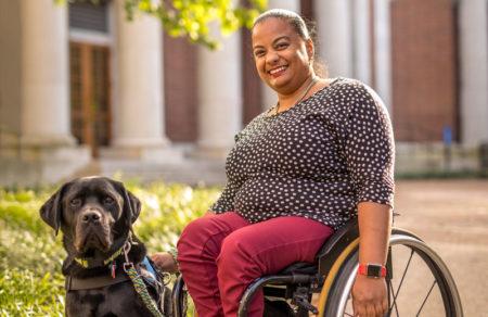 Anjali Forber-Pratt, assistant professor of human and organizational development at Vanderbilt's Peabody College of education and human development (Vanderbilt University)