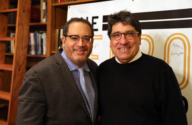 'Hip-hop intellectual' Michael Eric Dyson shares thoughts about MLK, 'core American ideals' on 'The Zeppos Report'