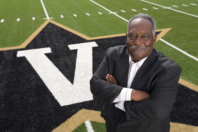 David Williams II, vice chancellor for athletics and university affairs and athletics director (Vanderbilt University)