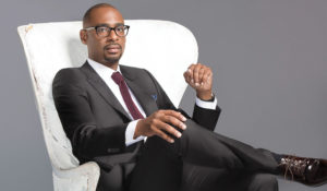 Mogul in the Making: Charles D. King's entertainment career is turning out just the way he scripted it