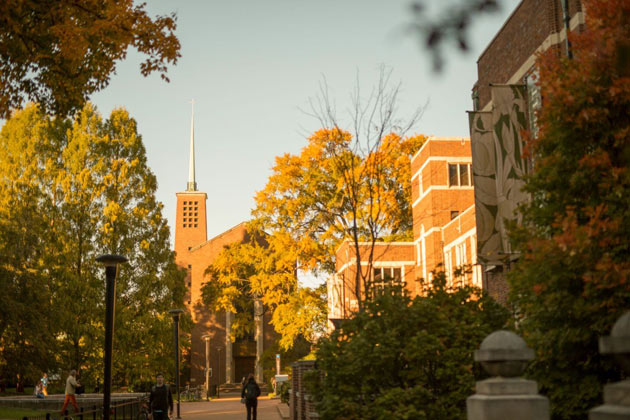 Vanderbilt Divinity School has been named a Seminary that Changes the World. (Vanderblit University)