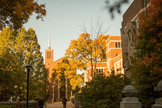Vanderbilt Divinity School has been named a Seminary that Changes the World. (Vanderblit University)
